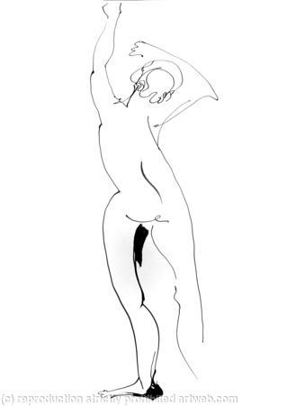 Maria Biryukova-Dutton - Nude Male Num.24