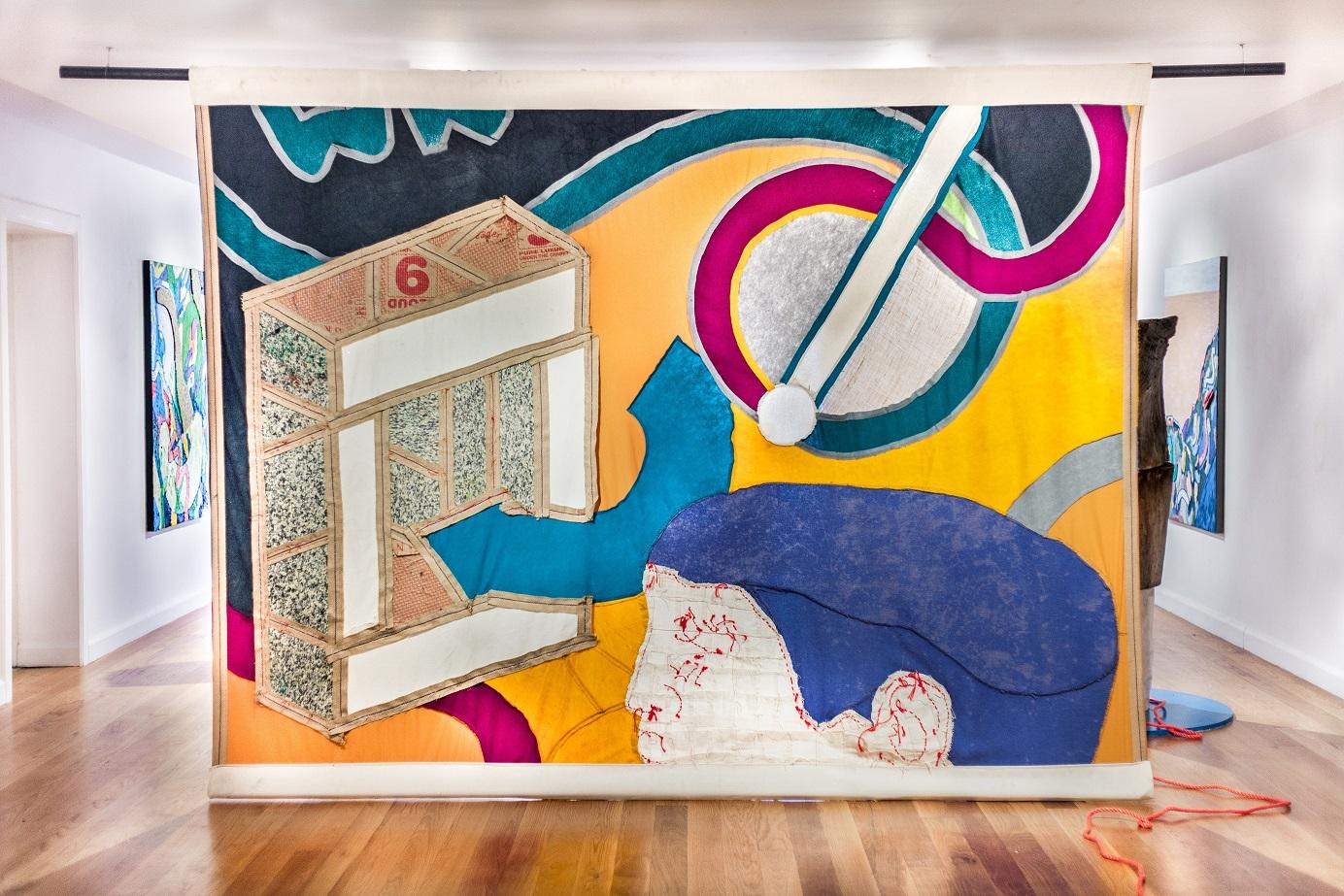 Three artists replicate on their first huge break