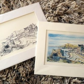 reproduce original artworks as prints