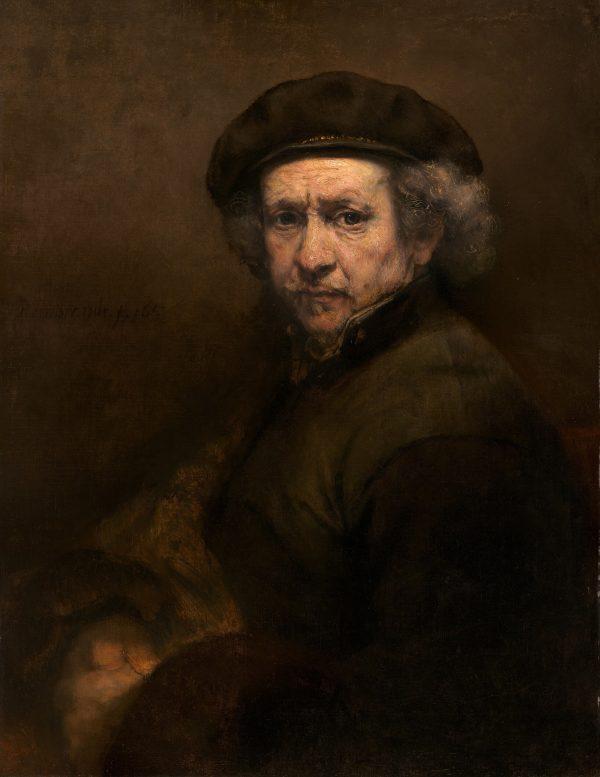 self portrait 1937.1.72 public domain Courtesy National Gallery of Art Washington