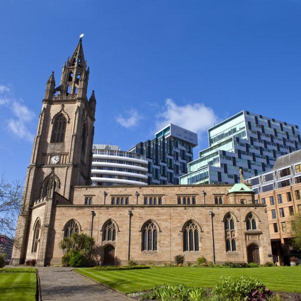 Liverpool Parish Church - artist opportunities march